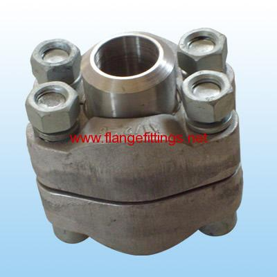 High Pressure Stainless Steel Sae Weld Flange Pipe